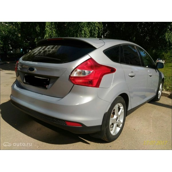 Ford Focus III, 2012